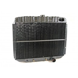 3 row hi-flow radiator...