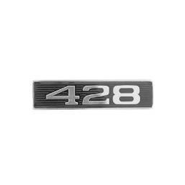 428 Hood-Scoop Emblem 69