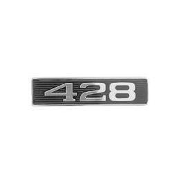 428 Emblemat na wlot...