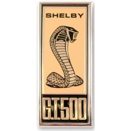 Emblemat błotnika GT500, Eleanor tylny pas 67