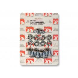 Standard bumper bolt kit 64-70