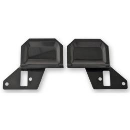 Deluxe door handle trim 69-70