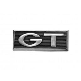 Emblem für Kotflügel - GT, 68