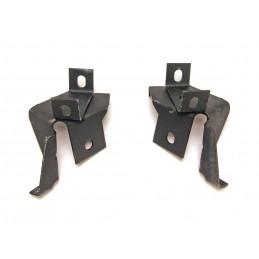 Lower rad mount brackets 68-70
