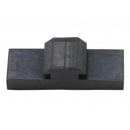 Clutch pedal bumper 67-68