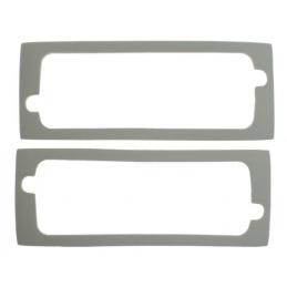 Door Lamp gasket (Pair) 65-66