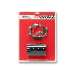 Fuel tank filler kit 64-67