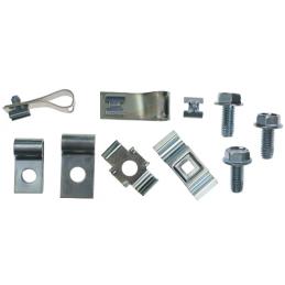 Gas & Brake Line Clip Kit...