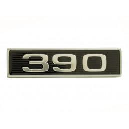 Hood scoop emblem (390) 69-70