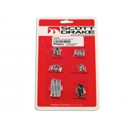 Pony interior screw kit 64-66