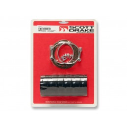 Fuel tank filler kit 67-70