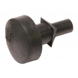 Clutch pedal bumper 69-70