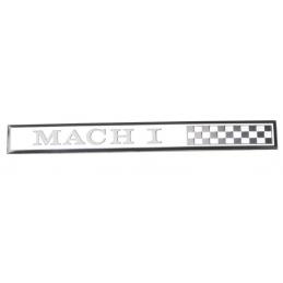 Mustang Dash Emblem (Mach...
