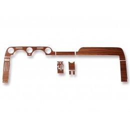 Dash woodgrain kit 68
