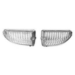 Parking Lamp Lens (Pair) 69-70
