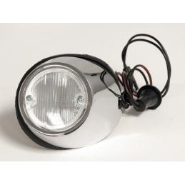 Lampa światła wstecznego - cofania (lewa) 69-70