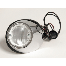 Mustang Backup Lamp (LH) 69-70