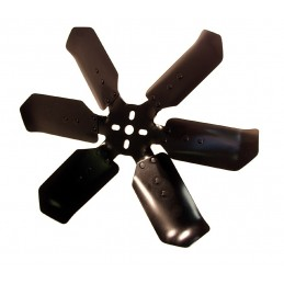 6 Blade extra cooling fan...