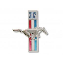Emblem mit pferd für...