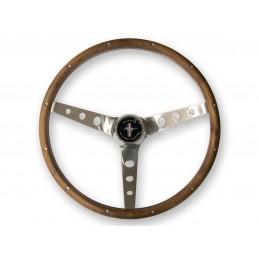Grant wood steering wheel...