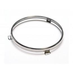Headlamp ring, stainless...