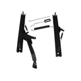 Seat track assembly 64-68