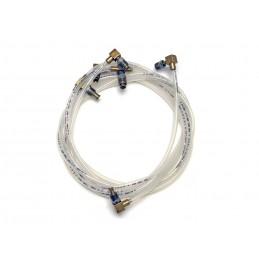 Convertible hydraulic hose...