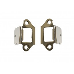 Fastback seat latch guides...