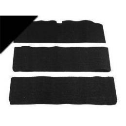 Fold-down seat carpet 100%...