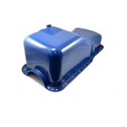 Painted oil pan (351W blue)...