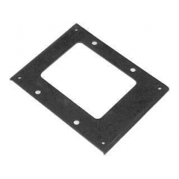 Shift cover retaining plate...