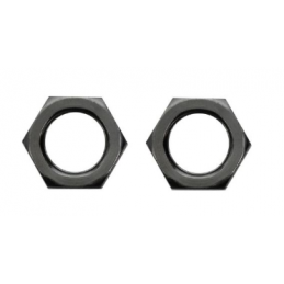 Ford outer bearing nut pair...