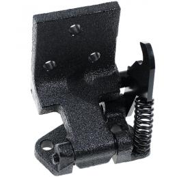 Lower door hinge (LH) 64-66