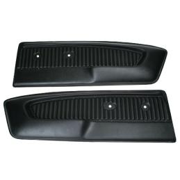 Deluxe door panels (black,...