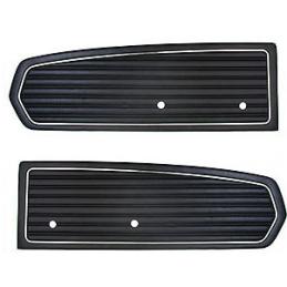Standard door panels...