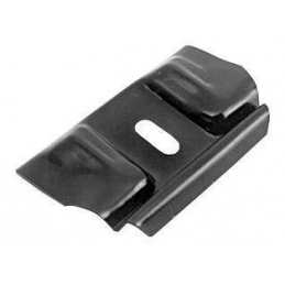 Battery hold-down clamp 64-66