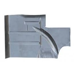 Rear floor extension (24...