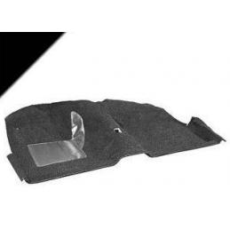 Fastback molded carpet kit,...