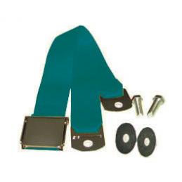 Seat belts (Aqua)