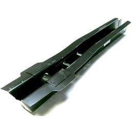 "Rear frame rail (4""W x 5""H..."