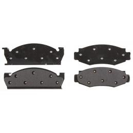 Brake pads, Granada conversion