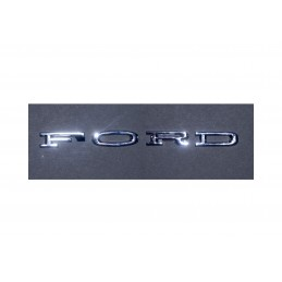 FORD hood letters stickon...