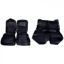 Standard upholstery, black 67