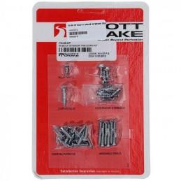 Interior trim screw kit,...