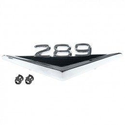 289 Fender emblem 64-66