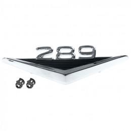 289 Emblem für Kotflügel 64-66