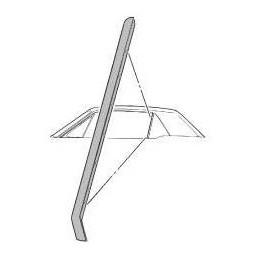 Uszczelka tylnej trójkątnej...