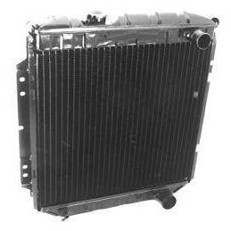 Wasserkühler, 3-reihig 64-66