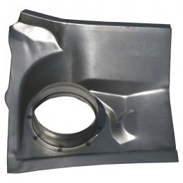 Cowl vent repair panel 64-68
