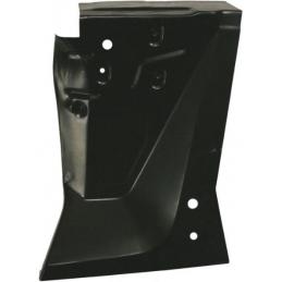 Rear fender apron, LH 69-70